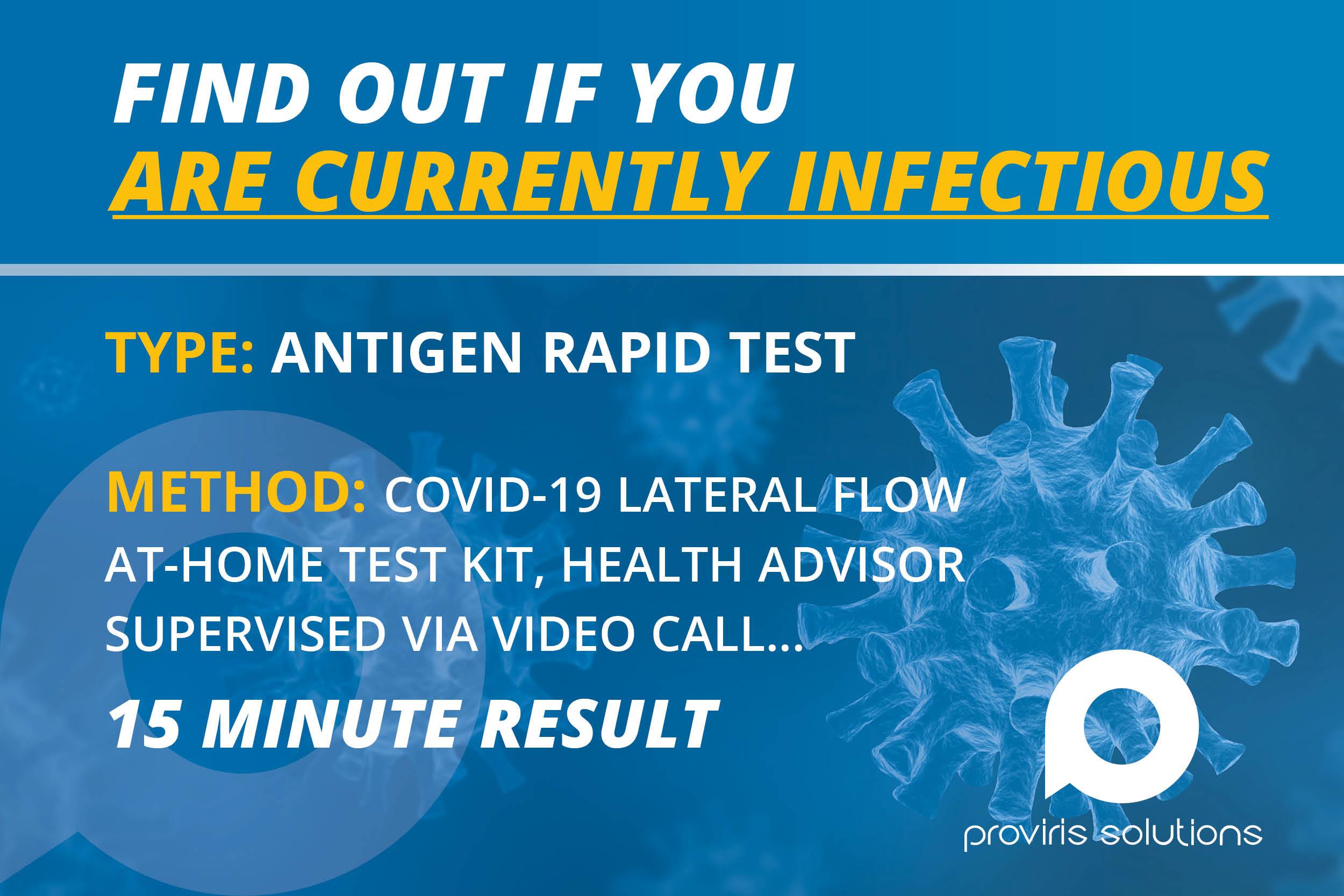 Antigen Rapid Tests